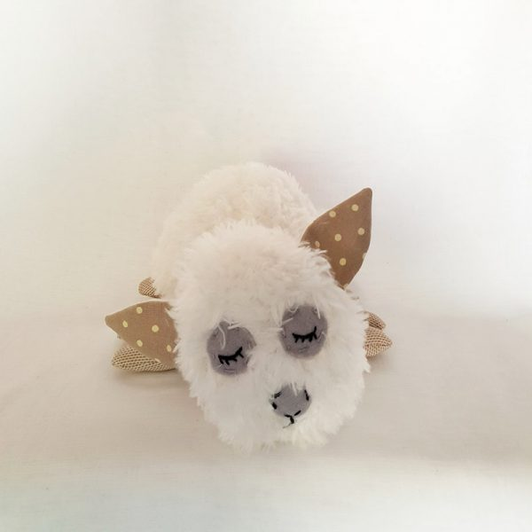 Handmade Soft Toy – Lambert The Sheep