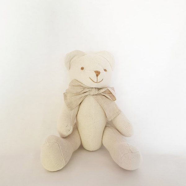 Knitted Teddy Bear (large)