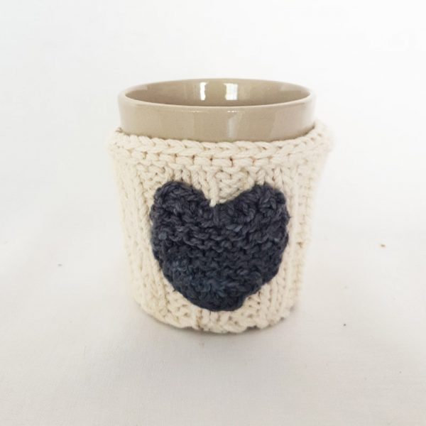 Handknitted Coffee Mug Cosy