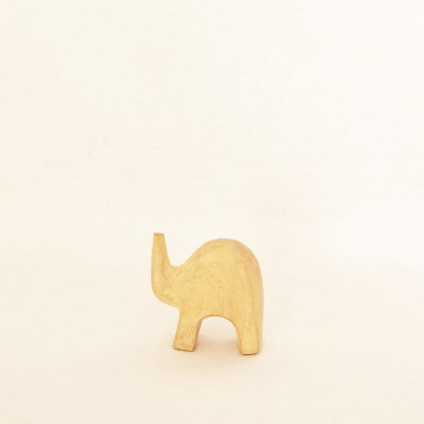 Handcrafted Mini Elephant