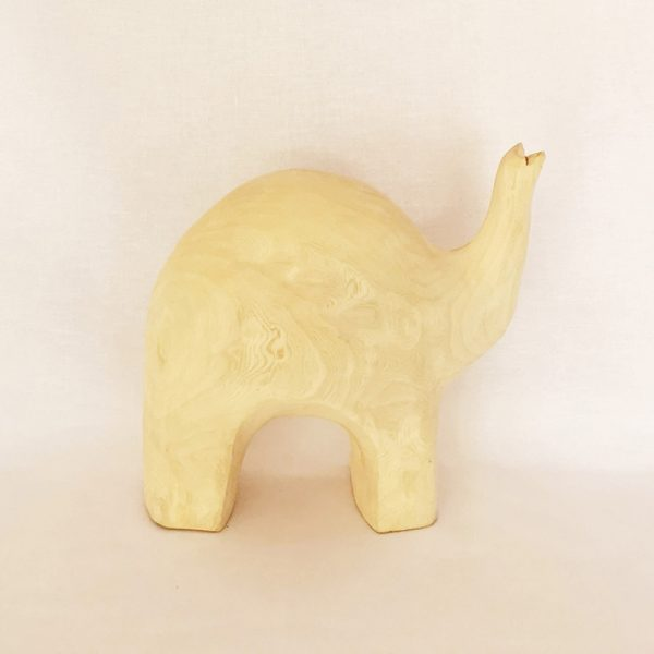 Handcrafted Elephant Large