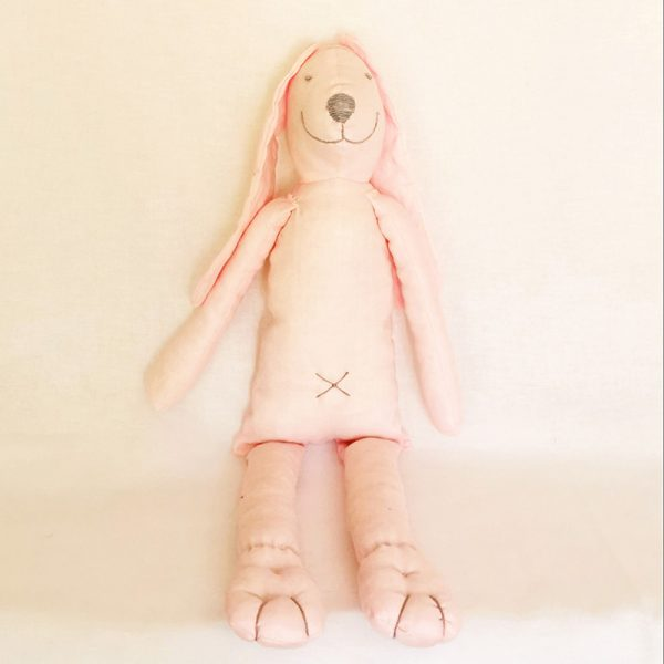 Handmade Soft Toy (Floppy Bunny)