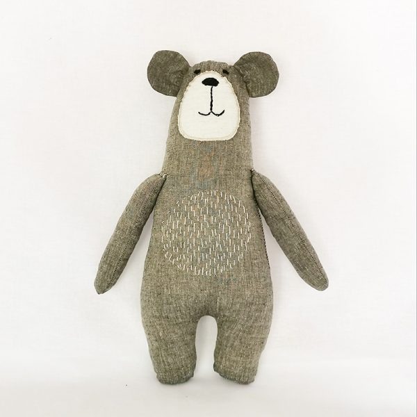 Handmade Soft Toy (Baloo The Bear)
