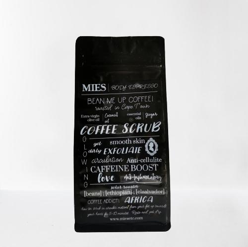 Mies Espresso Coffee Body Scrub