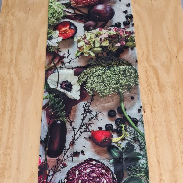 Couture Table Runner – Secrets In The Garden
